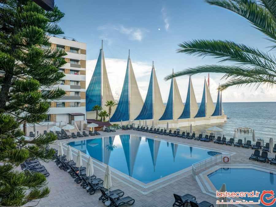 هتل آدین بیچ ( Adin Beach Hotel )
