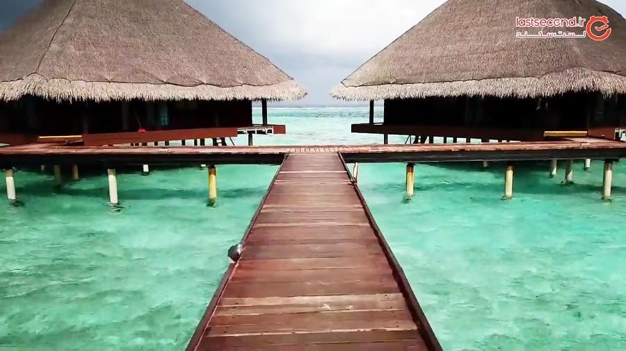 آرامشی بی نظیر در نگین اقیانوس هند ؛ مالدیو