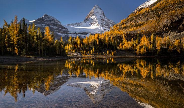 20 عکس منحصر به فرد از کوه های کانادا
