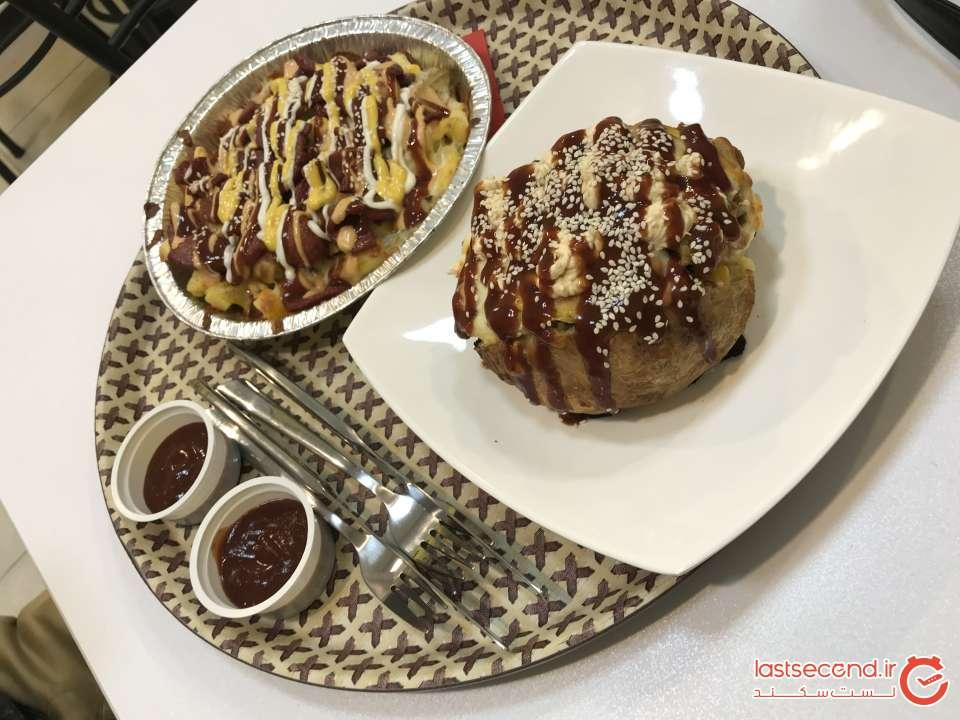 رستوران در تبریز