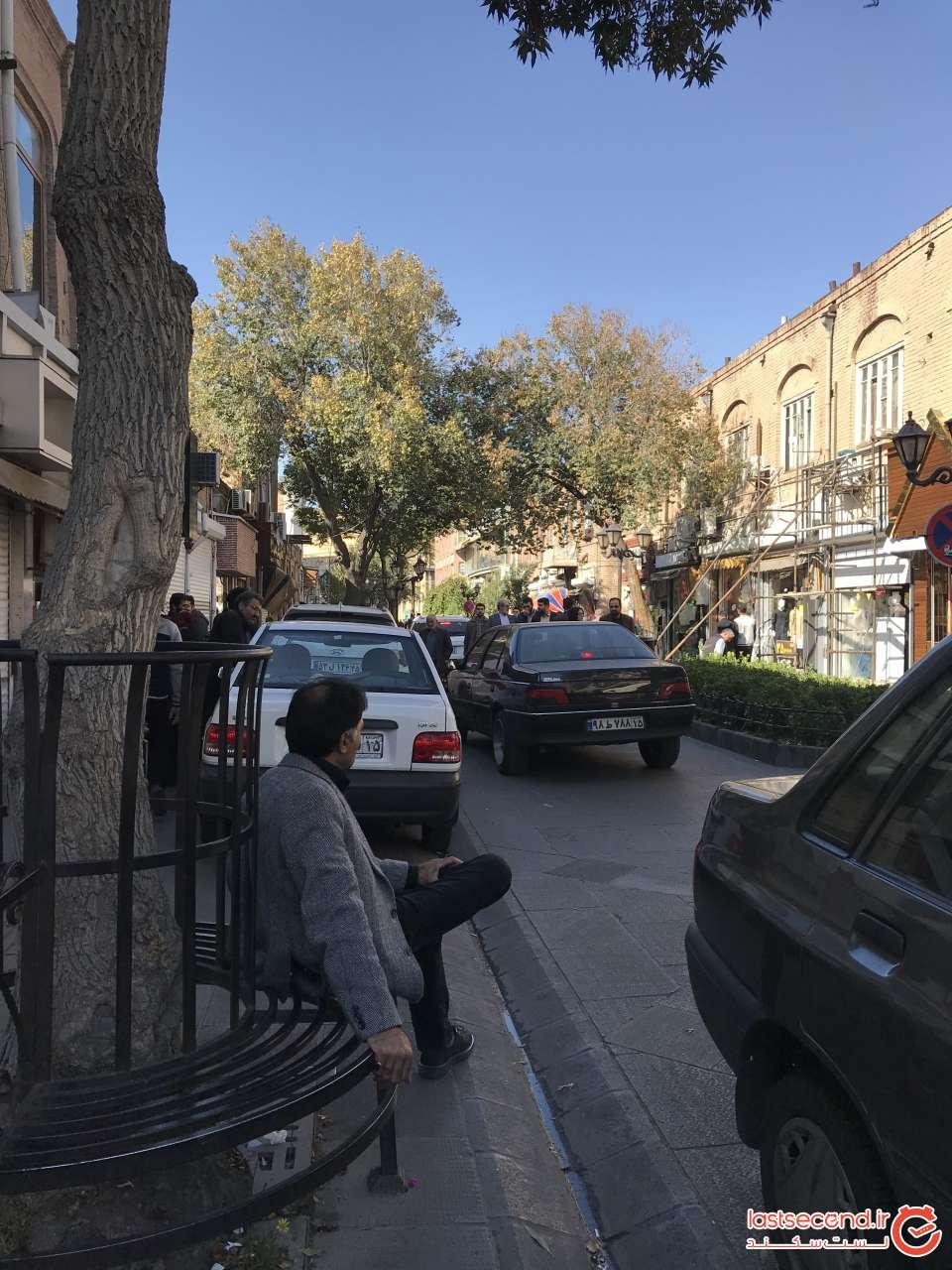 سفر به تبریز