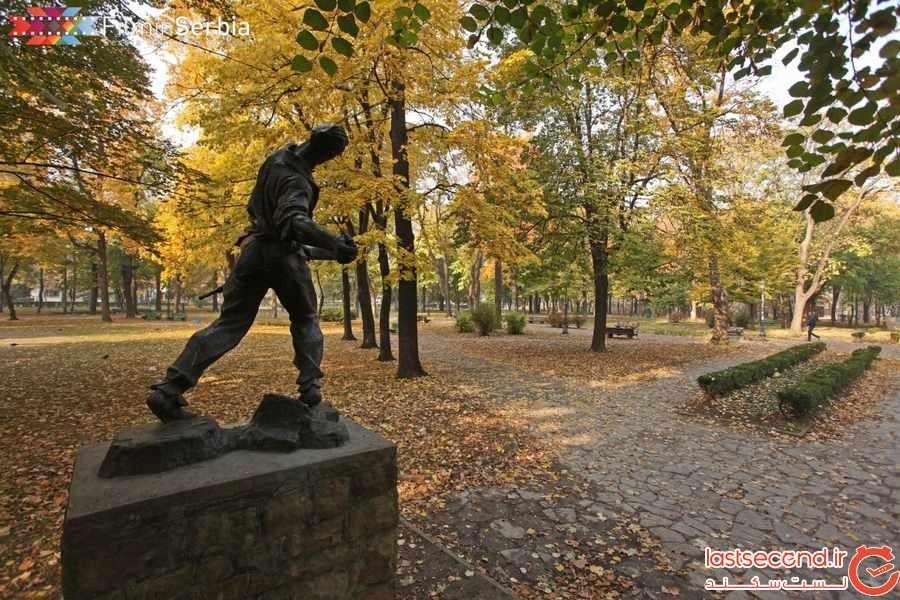 پارک زمون ( Zemun Park )