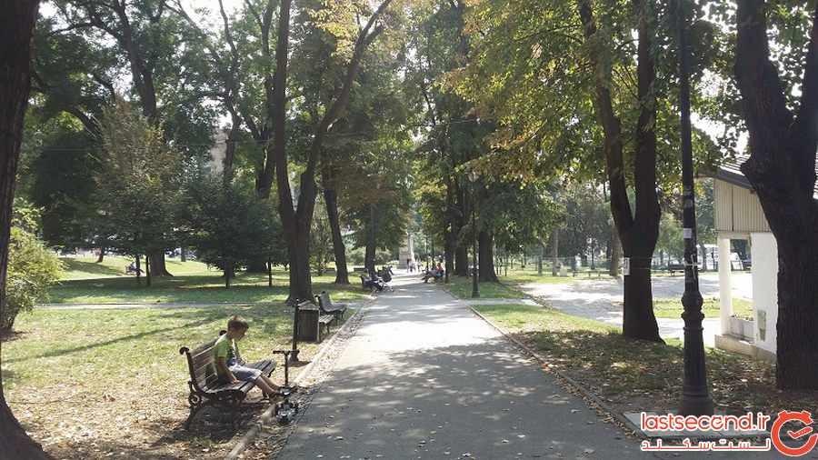 پارک کاراجورج ( Karadjordje )