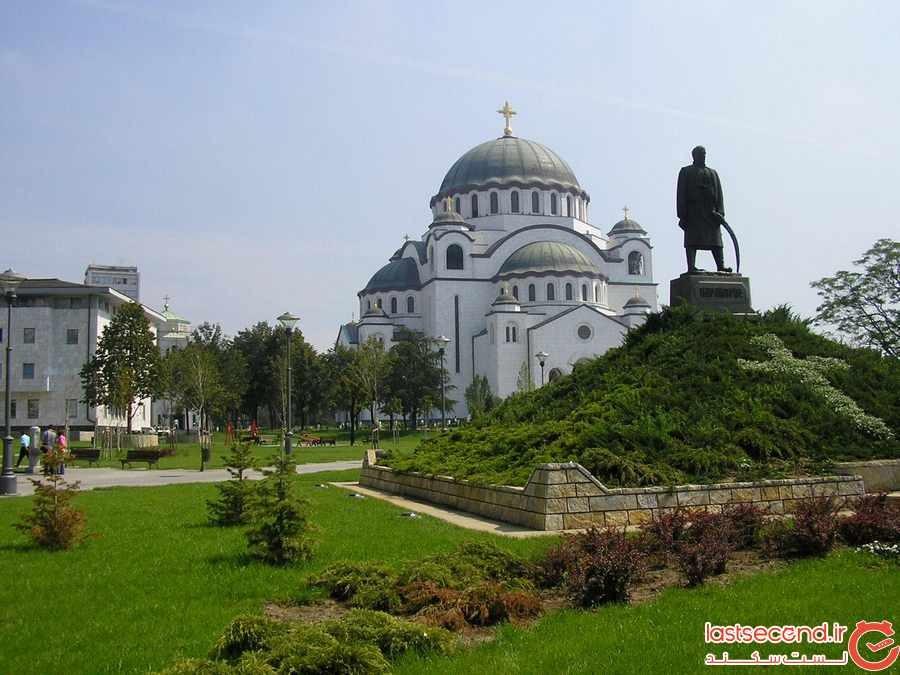 تور صربستان بلگراد