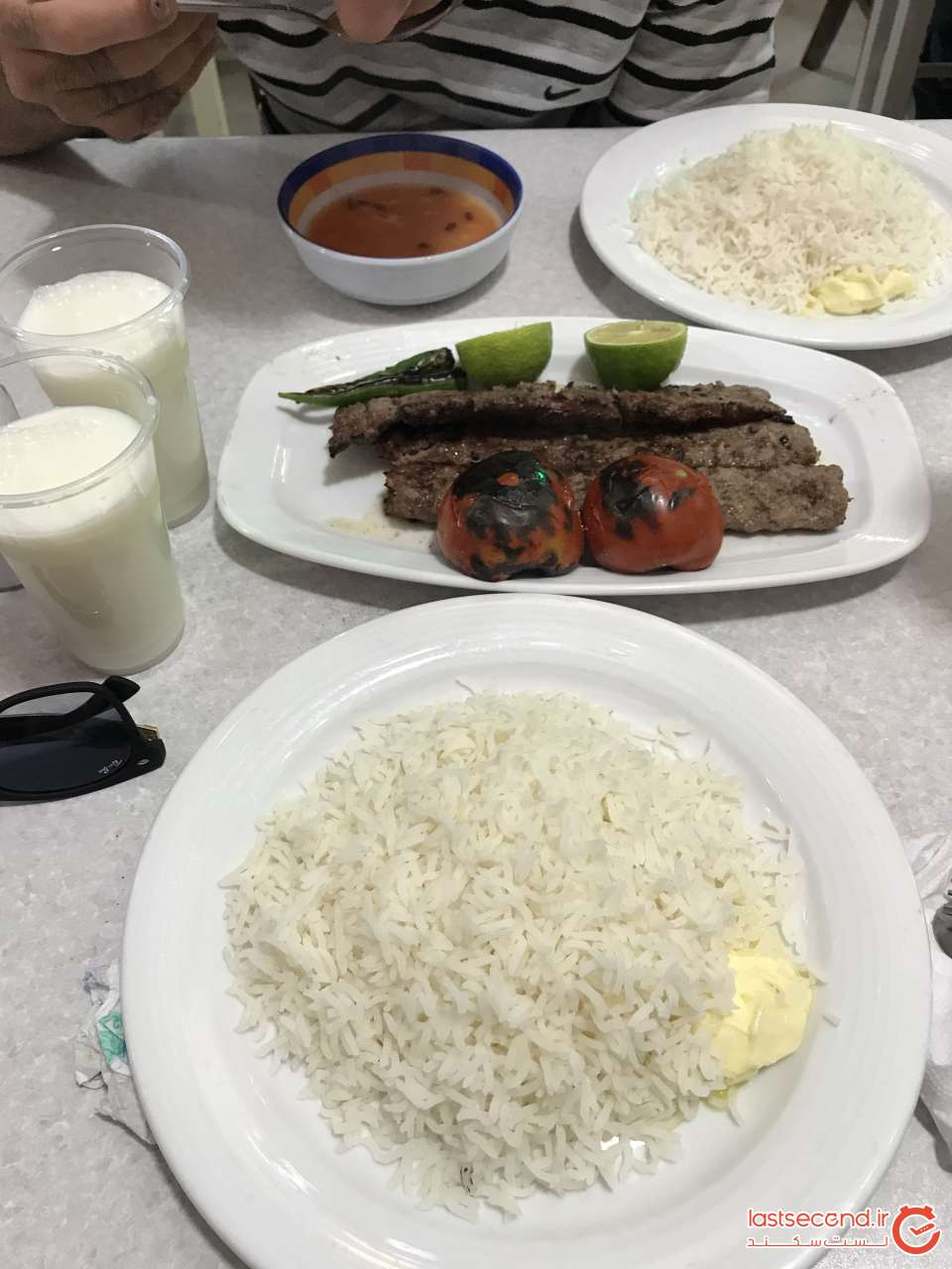 رستوران حاج علی تبریز