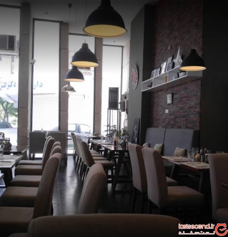 رستوران ایتالیایی لیو مشهد