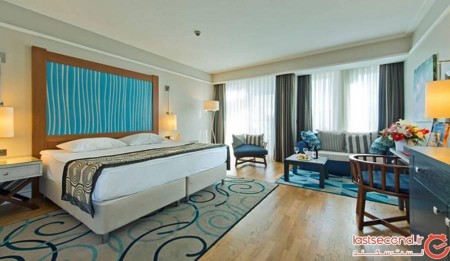 هتل زانادو آیلند بدروم