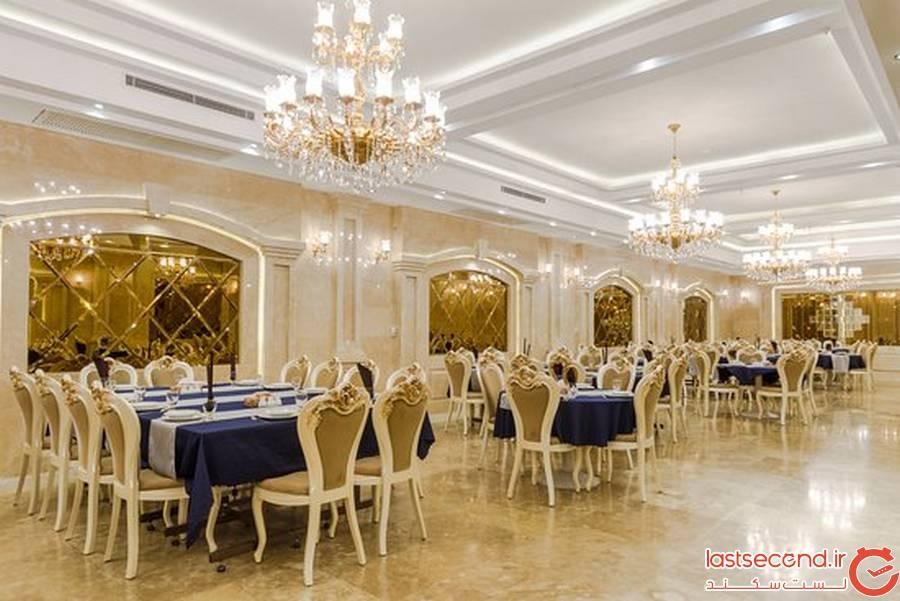 رستوران قصر درویش مشهد