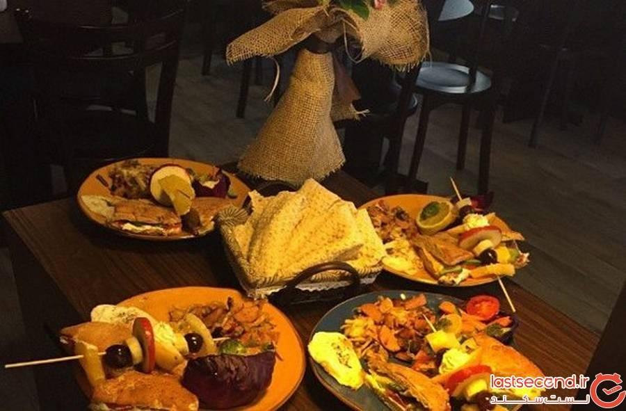 کافه رستوران دیوار مشهد