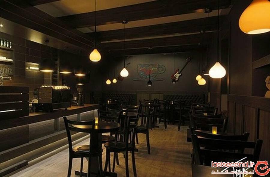 کافه و رستوران دیوار مشهد