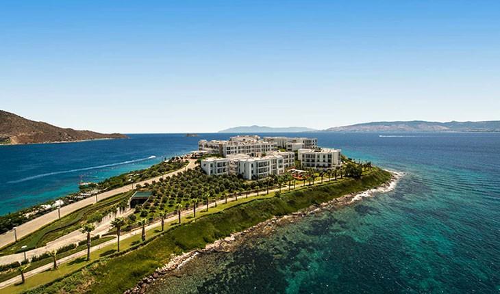 هتل زانادو آیلند( Xanadu Island ) ، بهترین هتل بدروم 