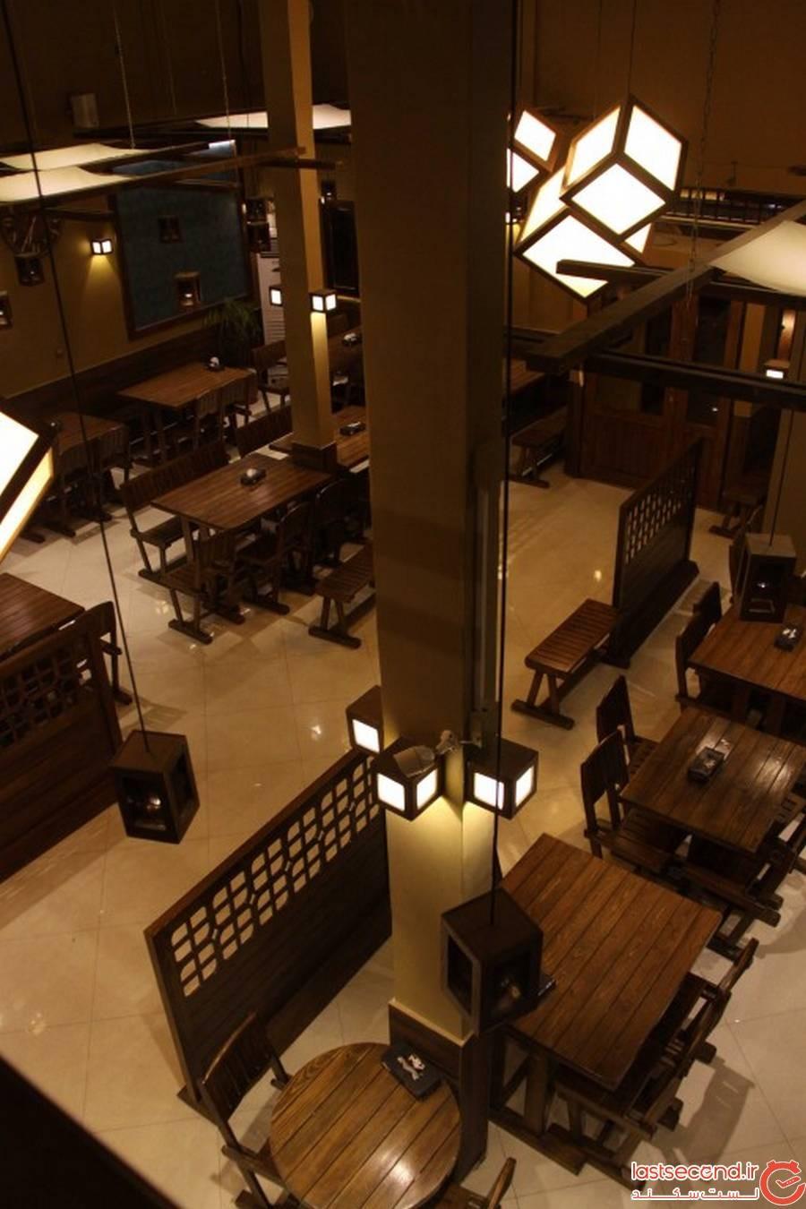کافه رستوران شبدیز مشهد