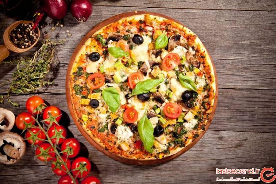 پیتزا شبدیز مشهد
