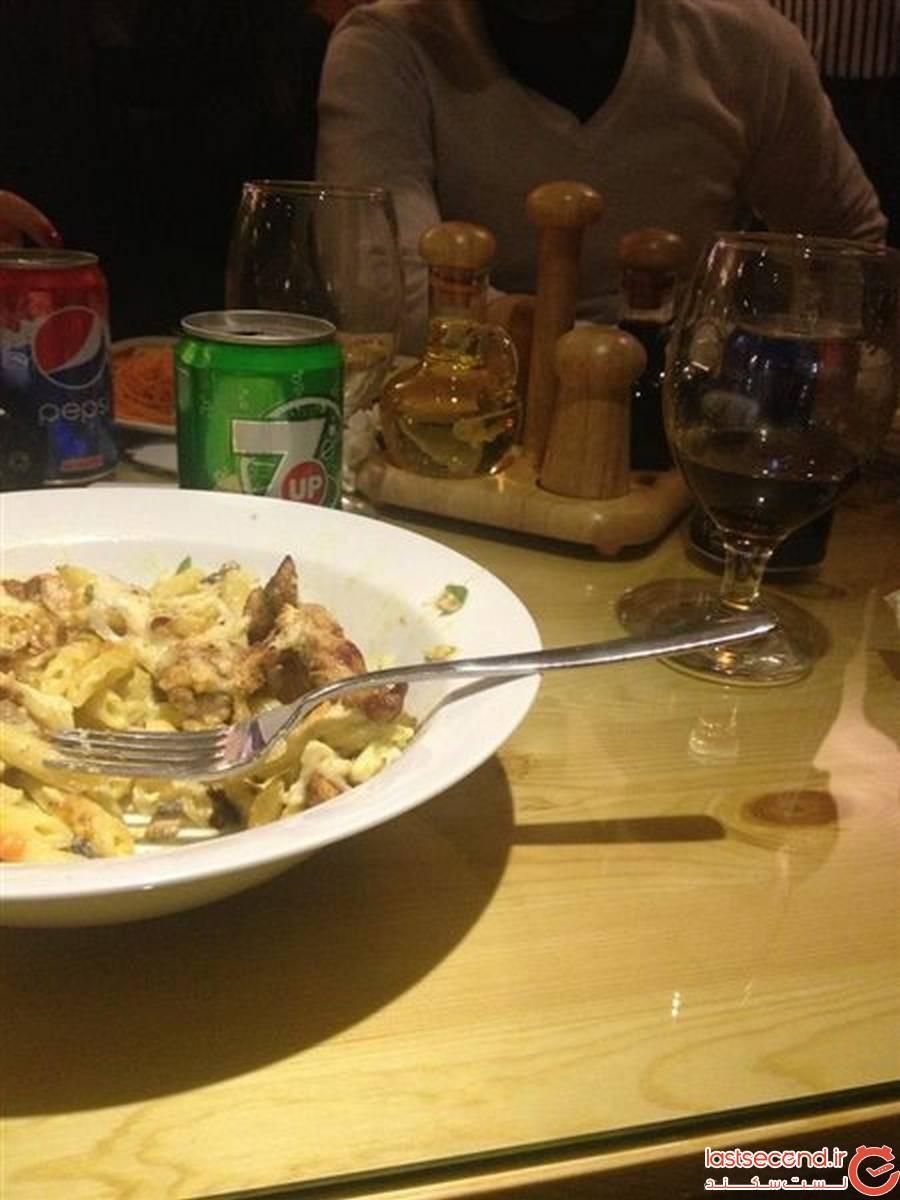 رستوران باغ زیتون ٢ مشهد
