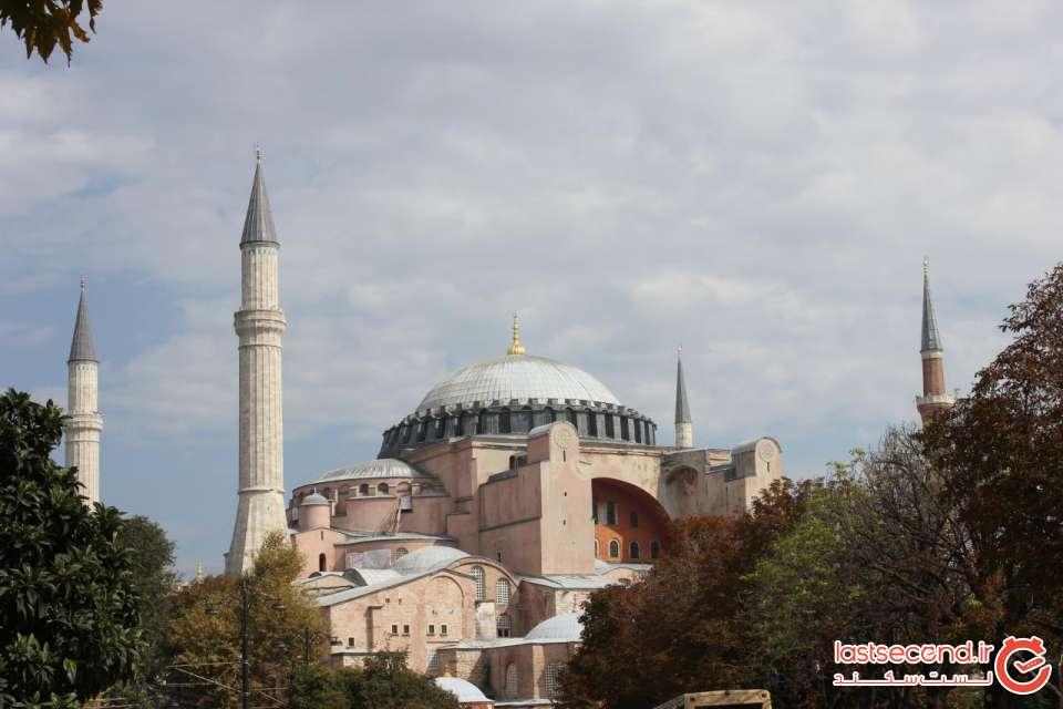 کلیسای ایا صوفیا