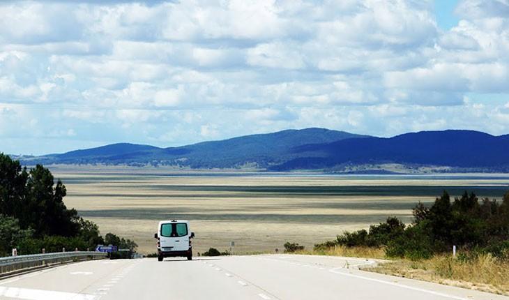 دریاچه جرج ، دریاچه ای در استرالیا که غیب می شود!