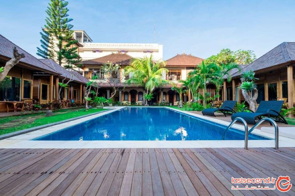 هتل در بالی