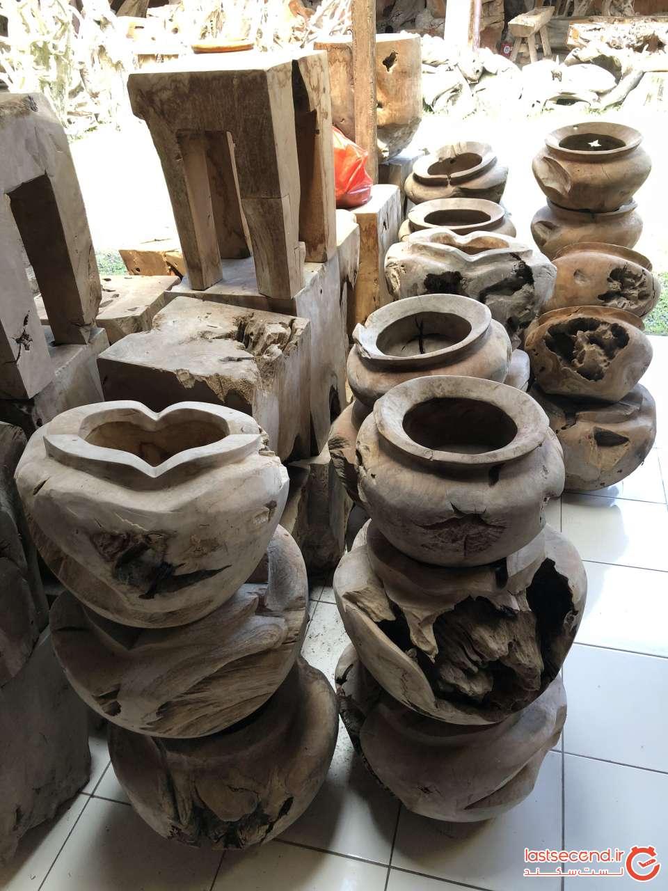 مرکز صنایع دستی بالی