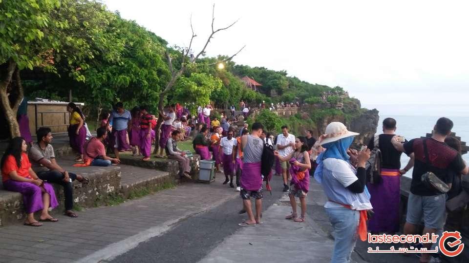 معبد در بالی