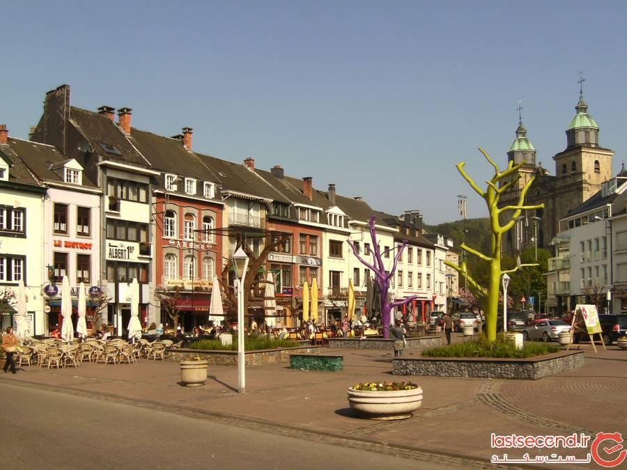 شهر مالمدی بلژیک