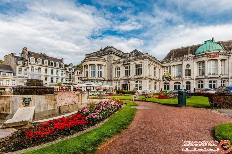 شهر اسپا بلژیک