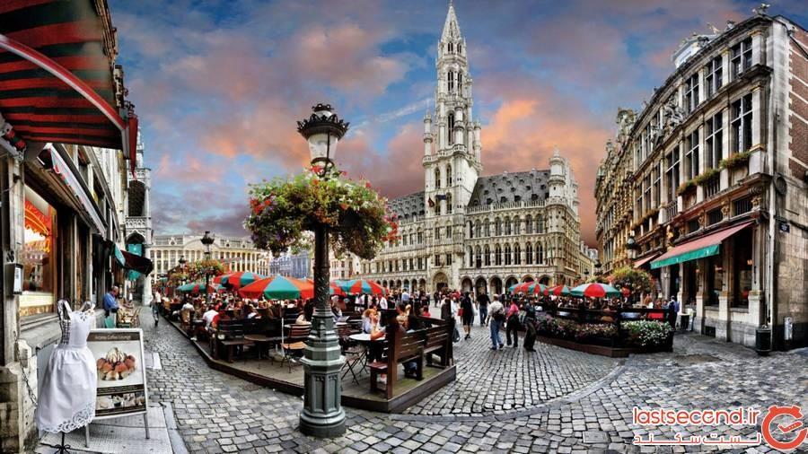 تور بلژیک