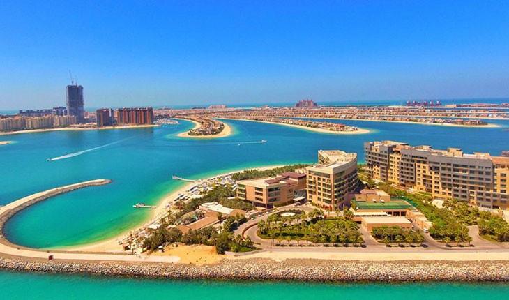 معرفی هتل رکسوس دپالم در دبی