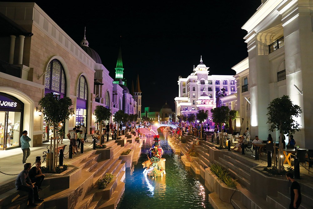 The Land of Legends Shopping Avenue