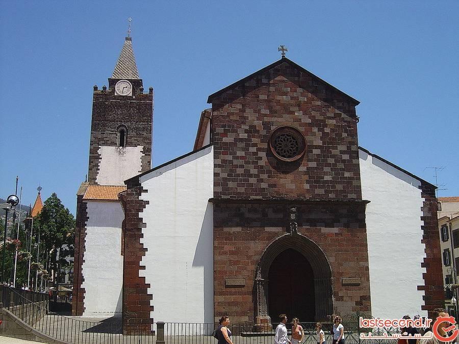 کلیسای جامع فونچال ( Funchal Cathedral )