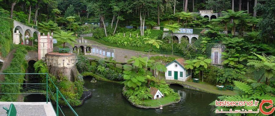باغ گرمسیری مونته پالاس (Monte Palace Tropical Garden )