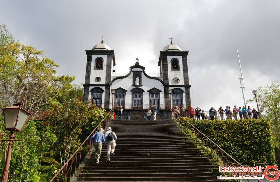 کلیسای ایگرجا دو مونت (Igreja do Monte)