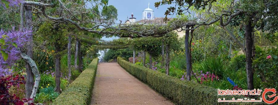 باغ های پالهیرو (Quinta do Palheiro Ferreiro )