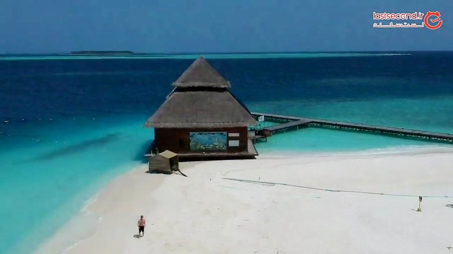 مالدیو ، مثل هیچ کجا !