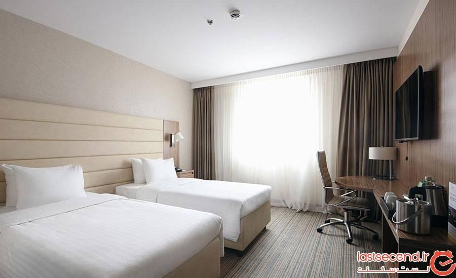 هتل های بلگراد برای ماه عسل
