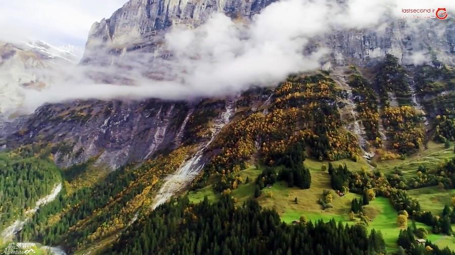 سوئیس بهشت روی زمین است ؟