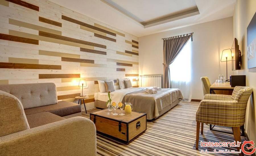 هتل های صربستان برای ماه عسل
