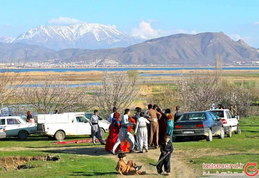 سفر به کردستان