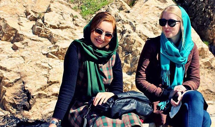 کردستان ایران از نگاه یک توریست زن خارجی