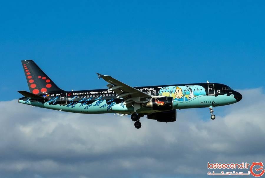 ایرلاین بروکسلز (Brussels Airlines)