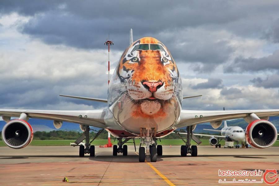 روسیه ایرلاینز (Rossiya Airlines)