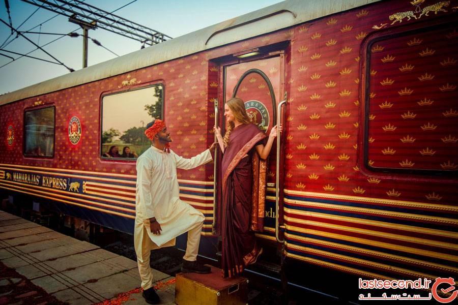 سفر لوکس با قطار