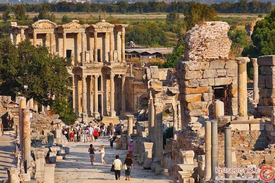 سفر به شهر افسوس