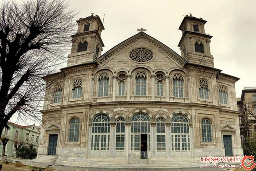 کلیسای سنت جورج ترکیه