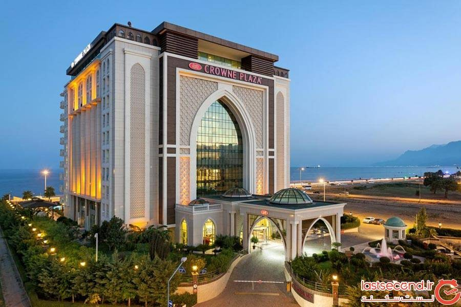 هتل کرون پلازا آنتالیا (Crowne Plaza Antalya)