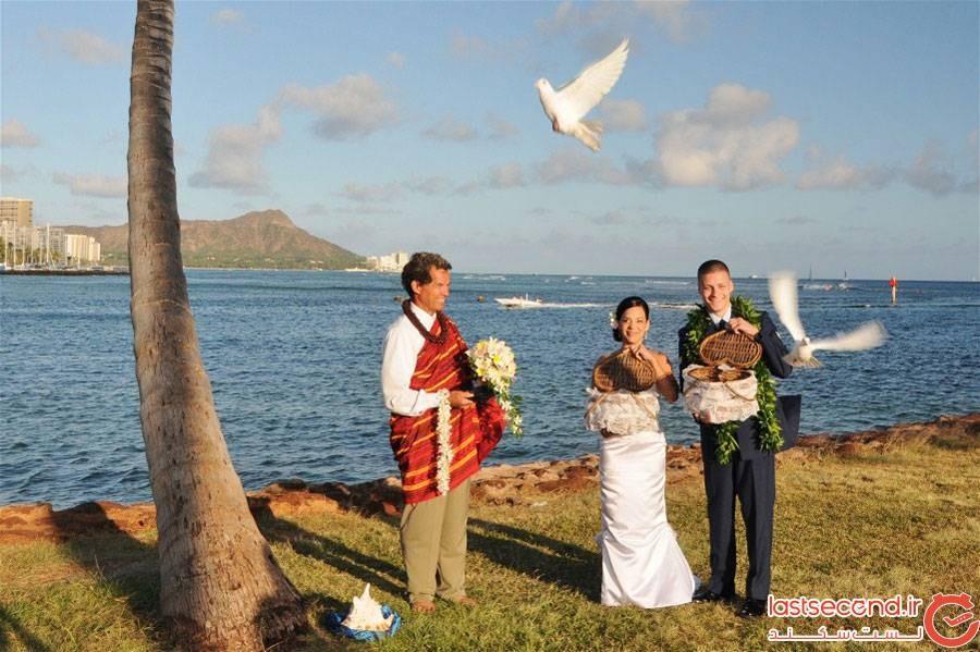 رسم عروسی در فیلیپین