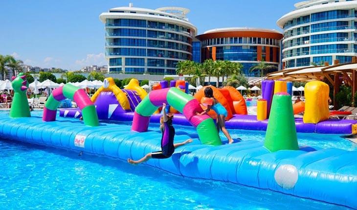 معرفی 10 تا از بهترین هتل های خانوادگی ترکیه