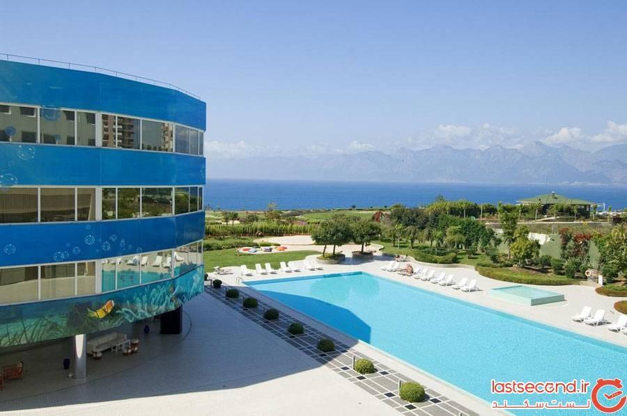 هتل مارمارا (The Marmara Antalya)