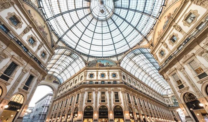 این هتل در میلان روتختی هایی از جنس طلا دارد 