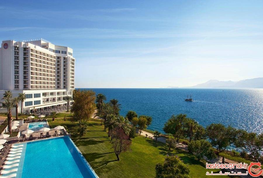 آکرا هتل آنتالیا(Akra Hotel)