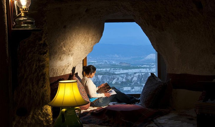 6 هتل غیر معمول برای مسافرانی که از اتاق های هتل های استاندارد خسته شده اند!